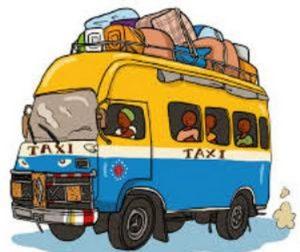 Taxi brousse madagascar