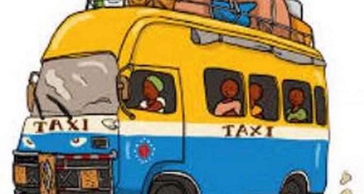 Trajet Tana - Nosy Be en taxi brousse