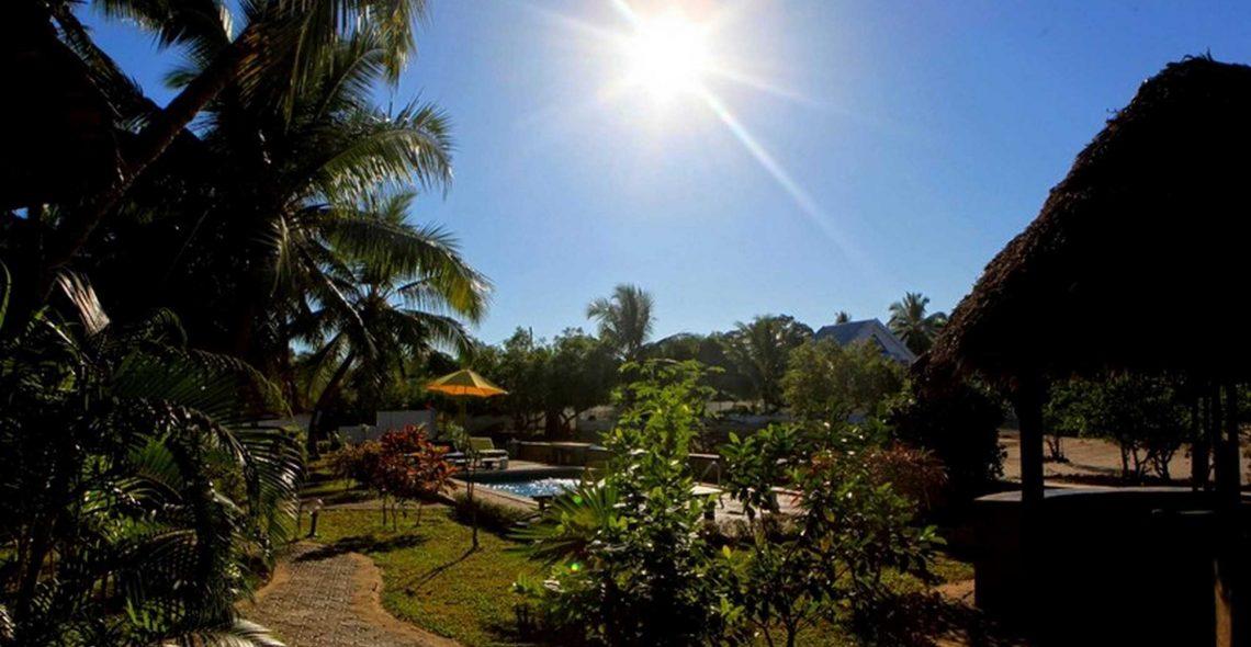 Vue bungalow hotel ylang